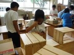 木工班作業風景2