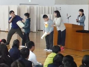 暮らしと牛乳乳製品児童画コンクール 特別賞!